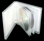 multi disc cd box